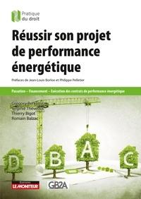 Grégory Berkovicz et Virginie Thevenot - Passation et exécution des contrats de performance énergétique.