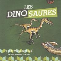 Grégory Blot - Les dinosaures.