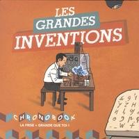 Grégory Blot - Les grandes inventions.