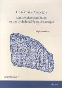 Rhonealpesinfo.fr De Naxos à Amorgos - L'impérialisme athénien vu des Cyclades à l'époque classique Image