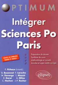 Grégory Bozonnet et Monica Dorange - Intégrer Sciences-Po Paris.
