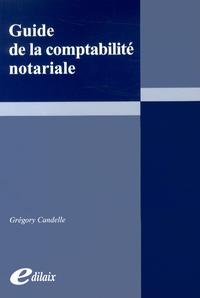 Téléchargements de livres en anglais Guide de la comptabilité notariale 9782365030106 par Grégory Candelle ePub en francais