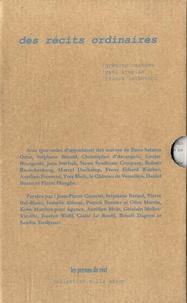 Grégory Castéra et Yaël Kreplak - Des récits ordinaires - 14 volumes.