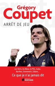 Grégory Coupet et Benjamin Danet - Arrêt de jeu.