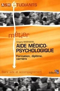 Grégory Degenaers - Aide médico-psychologique.