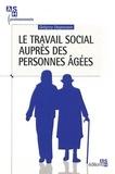 Grégory Degenaers - Le travail social auprès des personnes âgées.