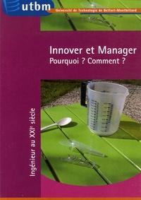 Grégory Doche et Matthieu Prou - Innover et manager - Pourquoi ? Comment ?.