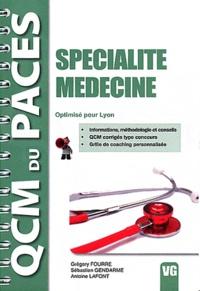 Grégory Fourre et Sébastien Gendarme - Spécialité médecine - Optimisé pour Lyon.