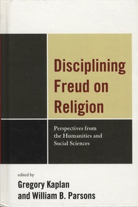 Deedr.fr Disciplining Freud on Religion - Perspectives from the Humanities and Social Sciences Image