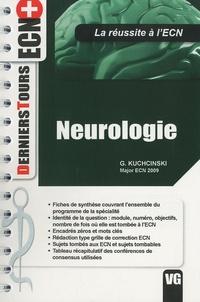 Grégory Kuchcinski - Neurologie.