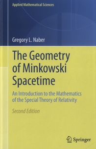 The Geometry of Minkowski Spacetime - Gregory L. Naber | Showmesound.org