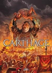 Grégory Lassablière et Fabrice David - Carthage Tome 1 : Le souffle de Baal.