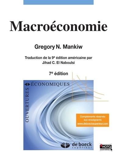 Gregory Mankiw - Macroéconomie.