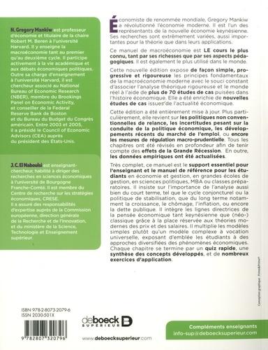 Macroéconomie 8e édition