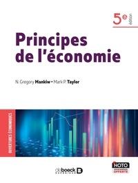 Gregory Mankiw et Mark P. Taylor - Principes de l'économie.
