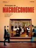 Gregory Mankiw et Germain Belzile - Principes de macroéconomie.