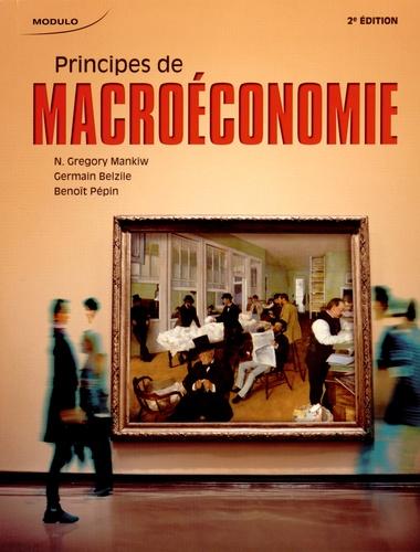 MACROECONOMIE. 3 ème édition - Gregory Mankiw