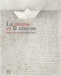 Gregory Masurovsky et Michel Butor - La plume et le crayon.