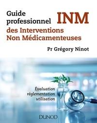 Grégory Ninot - Guide professionnel des interventions non médicamenteuses - INM.