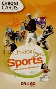 Grégory Pailloncy et Jonathan Pailloncy - L'histoire des sports.