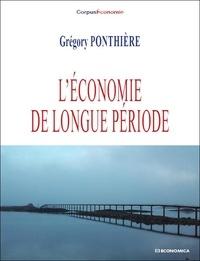 Grégory Ponthière - L'économie de la longue période.