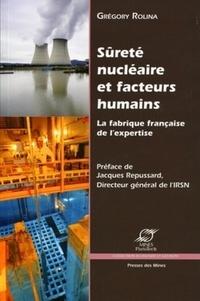 Ucareoutplacement.be Sûreté nucléaire et facteurs humains - La fabrique française de l'expertise Image