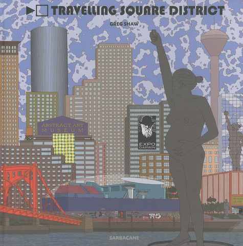 Gregory Shaw - Travelling square district.