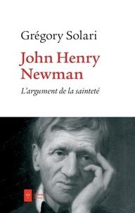 Téléchargement gratuit de bookworm avec crack John Henry Newman  - L'argument de la sainteté