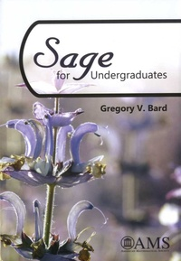 Sage for undergraduates - Gregory V Bard   Showmesound.org