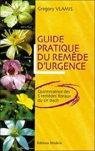 Galabria.be Guide pratique du remède d'urgence - Quintessence des 5 remèdes floraux du Dr Bach Image