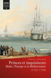 Grégory Woimbée - Le prince et l'inquisiteur.