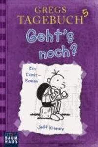 Gregs Tagebuch 5 - Geht's noch?.