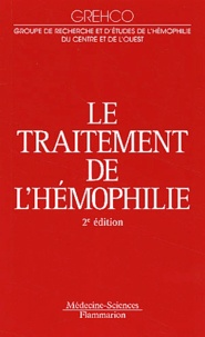 Le traitement de lhémophilie. 2ème édition.pdf