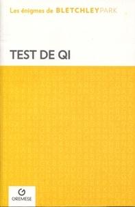 Gremese - Test de QI.