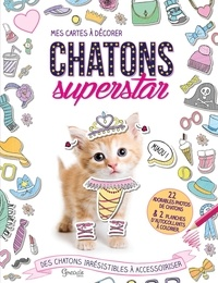 Grenouille éditions - Chatons superstar.