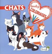 Grenouille éditions - Chats.