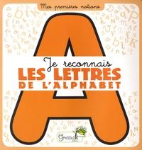 Je reconnais les lettres de l'alphabet -  Grenouille éditions |