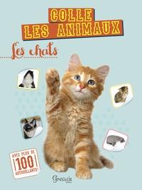Grenouille éditions - Les chats.