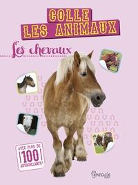 Grenouille éditions - Les chevaux.