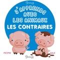 Grenouille éditions - Les contraires.