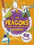 Grenouille éditions - Les dragons, chevaliers, pirates, monstres & cie.