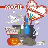 Grenouille éditions - Magie.