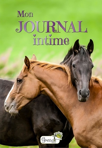 Mon journal intime cheval