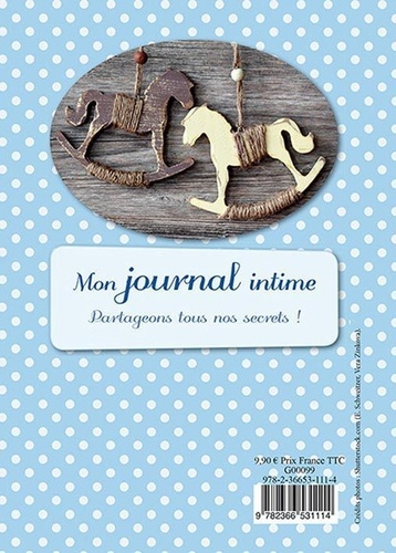 Mon journal intime. Cheval