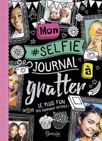 Deedr.fr Mon selfie journal à gratter - Le plus fun des journaux intimes! Image