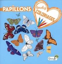 Grenouille éditions - Papillons.
