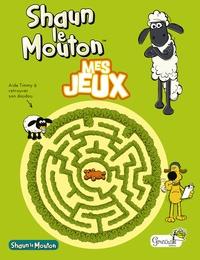 Grenouille éditions - Shaun le Mouton - Mes jeux.