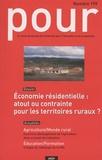 Gilbert Leonhardt - Pour N° 199, Février 2009 : Economie résidentielle : atout ou contrainte pour les territoires ruraux?.