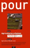 GREP - Pour N° 224, Mars 2015 : Agricultures urbaines.