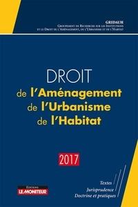 Histoiresdenlire.be Droit de l'aménagement, de l'urbanisme, de l'habitat Image